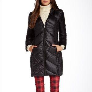 🍁 nwot | bcbgeneration | long down packable coat